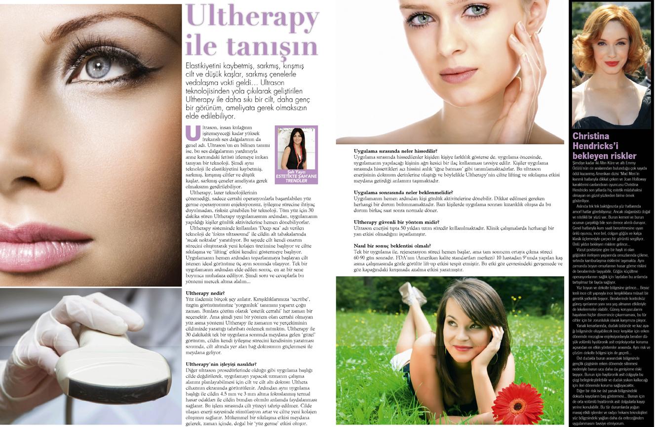 Ultherapy ile Tanışın
